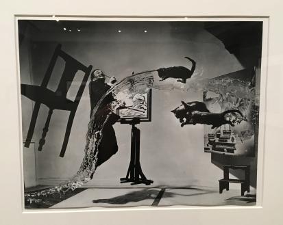 Dali Atomicus, 1948 by Philippe Halsman